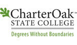 Logo of Charter Oak State College