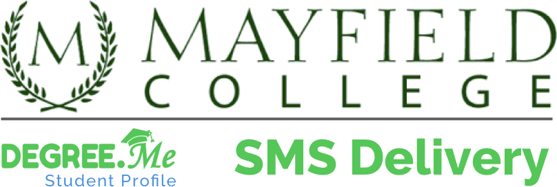 Logo of Mayfield College