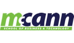 Logo of McCann School of Business and Technology - Monroe