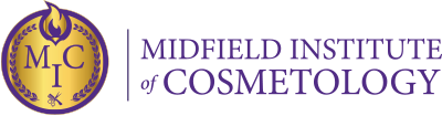 Logo of Midfield Institute of Cosmetology