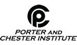 Logo of Porter and Chester Institute of Stratford