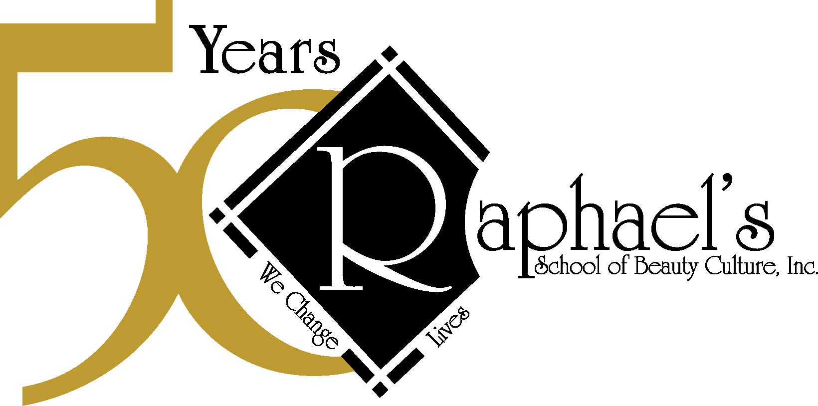 Logo of Raphael's School of Beauty Culture Inc-Boardman