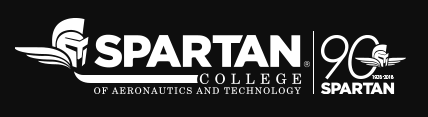 Logo of Spartan College of Aeronautics and Technology