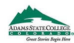 Logo of Adams State University