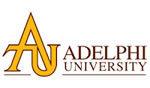 Logo of Adelphi University