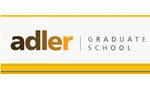 Logo of Adler Graduate School