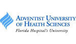 Logo of AdventHealth University