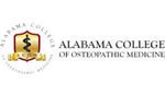 Logo of Alabama College of Osteopathic Medicine