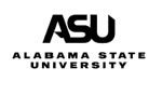 Logo of Alabama State University