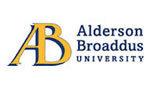 Logo of Alderson Broaddus University