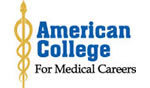 Logo of American College for Medical Careers