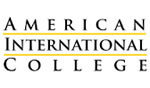 Logo of American International College