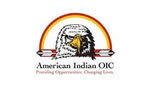 Logo of American Indian OIC Inc