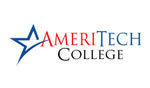 Logo of AmeriTech College-Draper
