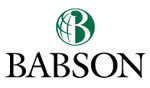 Logo of Babson College