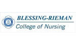Logo of Blessing Rieman College of Nursing and Health Sciences