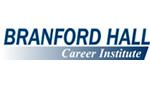 Logo of Branford Hall Career Institute-Amityville
