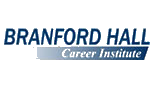 Logo of Branford Hall Career Institute-Amityville
