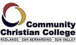 Logo of California Christian College
