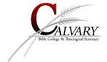 Logo of Calvary University