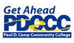 Logo of Paul D Camp Community College