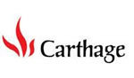 Logo of Carthage College