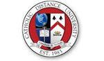 Logo of Catholic Distance University