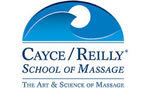 Logo of Cayce, Reilly School of Massage
