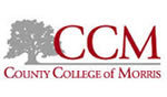 Logo of County College of Morris