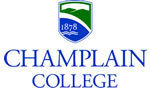 Logo of Champlain College