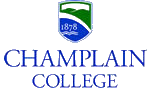 Logo of Champlain College