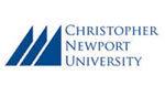 Logo of Christopher Newport University