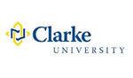 Logo of Clarke University