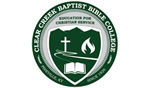 Logo of Clear Creek Baptist Bible College