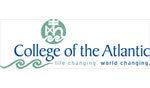 Logo of College of the Atlantic
