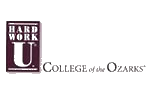 Logo of College of the Ozarks