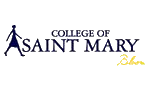 Logo of College of Saint Mary