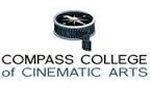 Logo of Compass College of Cinematic Arts
