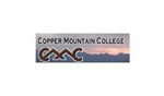 Logo of Copper Mountain Community College
