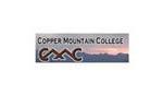 Copper Mountain Community College Logo