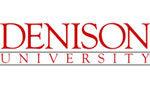 Logo of Denison University
