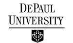 Logo of DePaul University