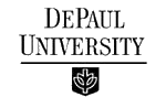 Logo of DePaul University