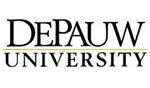 Logo of DePauw University