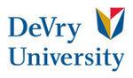 Logo of DeVry University-California