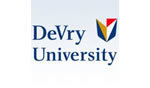 Logo of DeVry University-Virginia