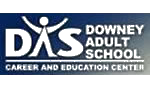 Downey Adult School Logo