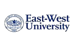 Logo of East-West University