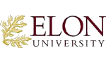 Logo of Elon University