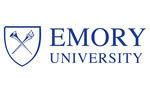 Logo of Emory University
